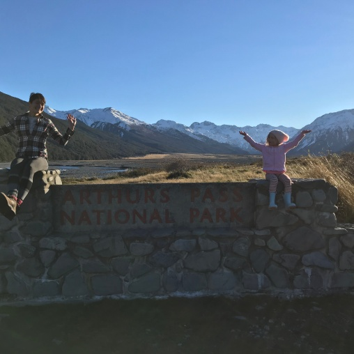 Landmark - Arthur's pass National Park